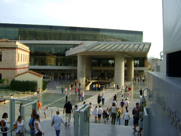 Acropolis Museum offers free admission on October 28th