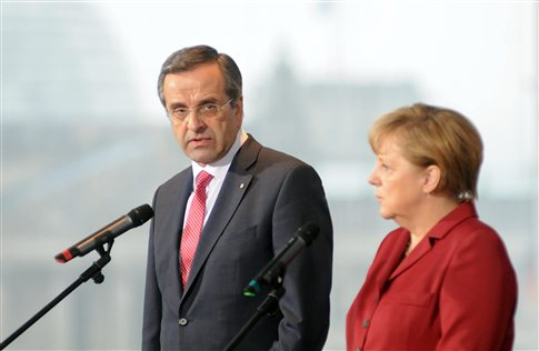 Ex PM Samaras: Merkel offered me Grexit in August 2012