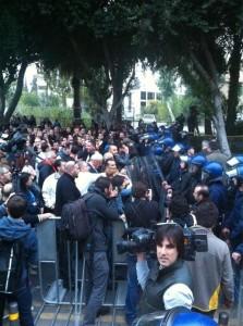 cyprus banks protests