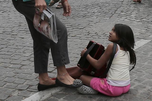 Greece Street Musician