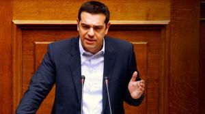 tsipras parliament