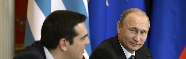 tsipras putin presser