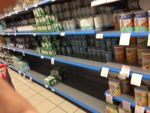 greece super markets capital controls