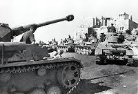 tanks rolling