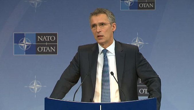 Stoltenberg rules out NATO's invitation to FYROM without solution of 'Macedonia' name dispute