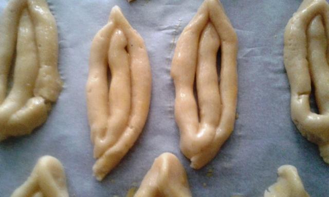 Smyrneika Greek Easter Cookies 051