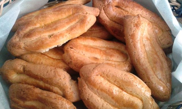 Smyrneika Greek Easter Cookies 008
