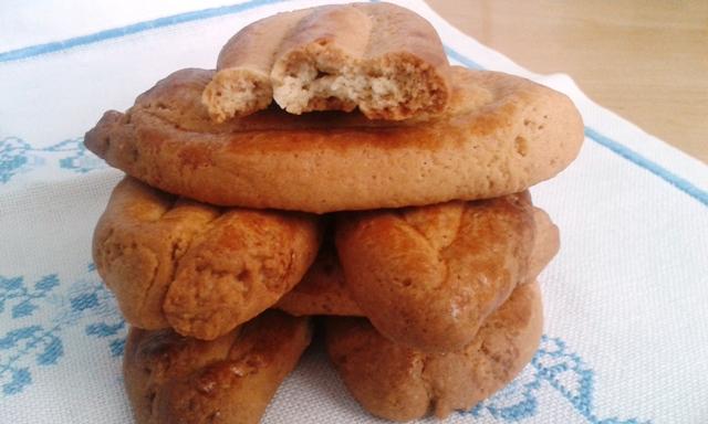 Smyrneika Greek Easter Cookies 012