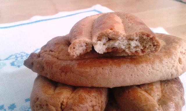 Smyrneika Greek Easter Cookies 014