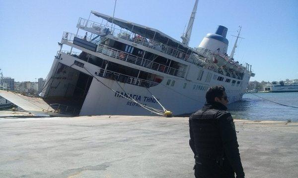 ferryboat piraeus