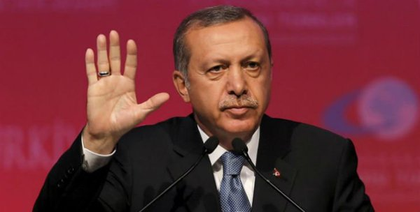 Erdogan threatens Europeans 'will not be able to walk safely on the streets'
