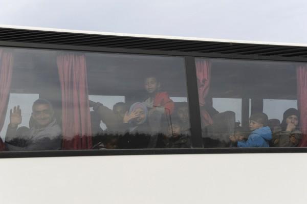 idomeni evacuation