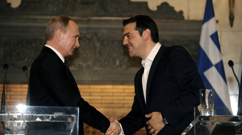 """I had agreed with Russia to give cash that would help with Grexit,"" claims ex Syriza Minister"