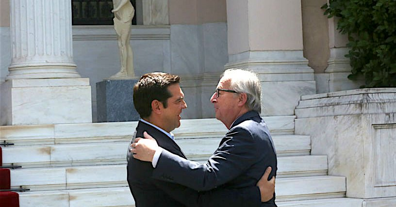 "Juncker: ""Aid to Greece has not cost anyone a single euro!"""