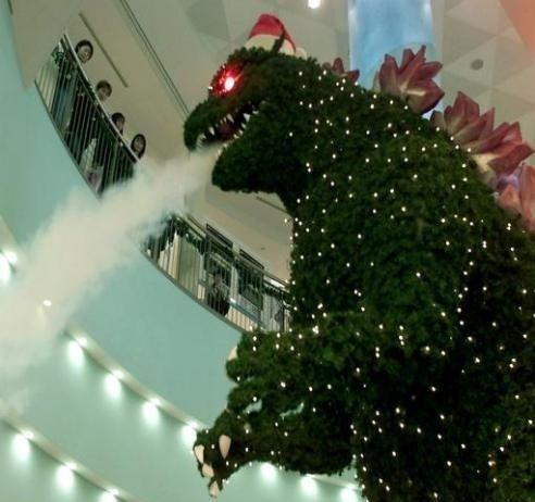 austerity godzilla lives right next door image result for merry christmas cards - How Do You Say Merry Christmas In Greek