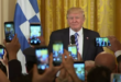 """I love Greeks!"" President Trump marks Greek Independence Day, sends ominous message"