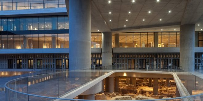 Acropolis Museum celebrates 25th March with free entrance for all