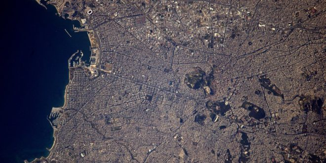 Astronaut Pesquet ISS congratulates Greece on National Day