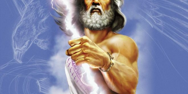 Who ruined the EU? Blame Ancient Greece god Zeus…