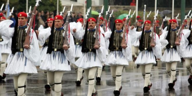 Military Parade in Athens – Watch LIVE – 25th March National Holiday