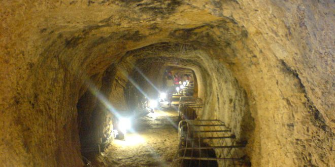 Samos: Eupalinos Tunnel, the Masterpiece of Ancient Engineering, opens to public