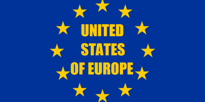 United States of Europe: SYRIZA calls for a Federal European Union