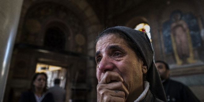 Increased security measures in Greece's Coptic churches after deadly blasts in Egypt