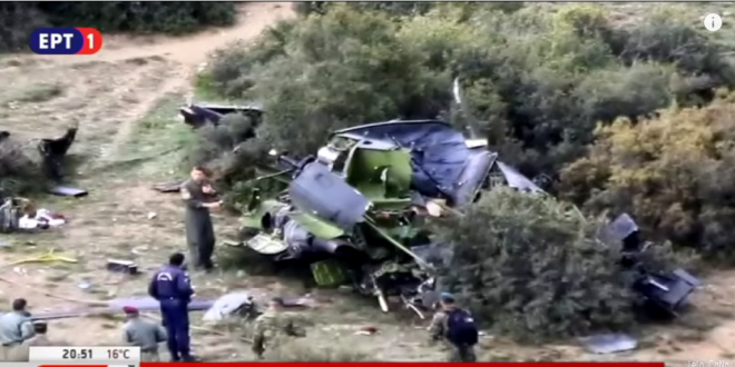 Survivor's testimony confirms scenarios about the helicopter crash