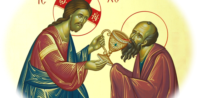 Man stabs priest for refusing to give Holy Communion to son