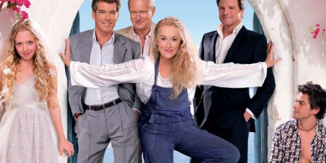 production of Mamma Mia! the sequel goes Croatia, not Greece