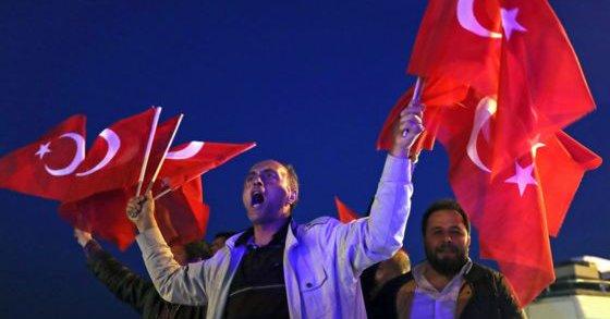 OSCE: Turkish referendum vote falls short of international standards