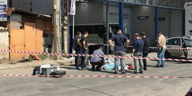 Human skeleton in advanced decomposition found in garbage bag in Athens