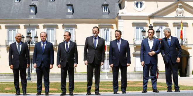 South EU leaders say US strike on Syria 'understandable'
