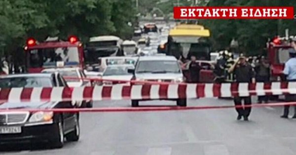 +++Explosion in car of ex Greek PM Papademos – 3 injured- Live reporting