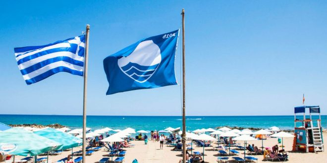 Greece ranks 2nd in World 2017 Blue Flag Beaches – Check List