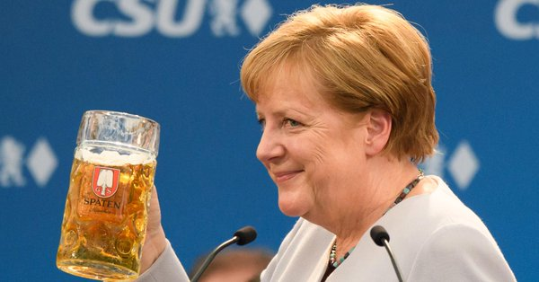 Merkel: 'We Europeans must take our fate into our own hands'