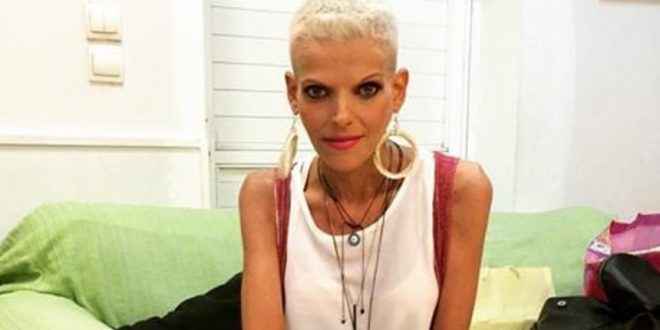 Suffering from anorexia, TV presenter Nana Karayianni dies at 38