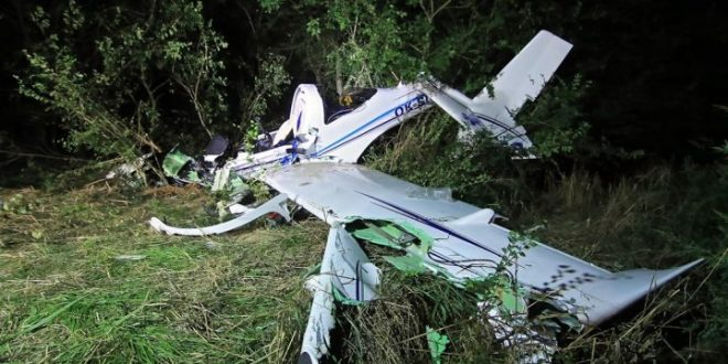 Local businessman, Air Force major die in TL 20 Ultralight aircraft crash
