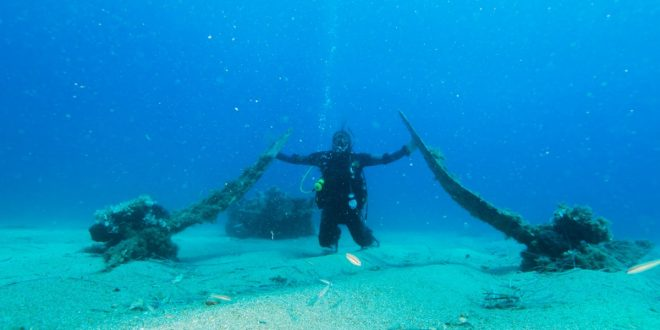 Rare Fund in Ikaria Sea: Divers discover WWII Martin Baltimore wreckage (video)