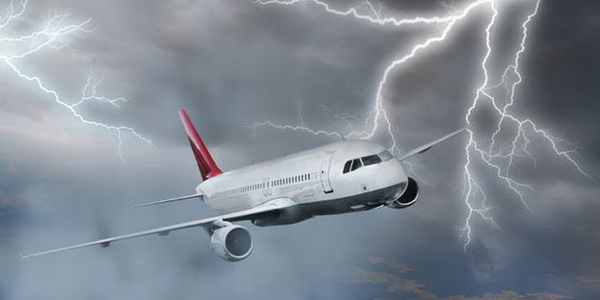 British Airways plane struck by lightning while flying over Skiathos