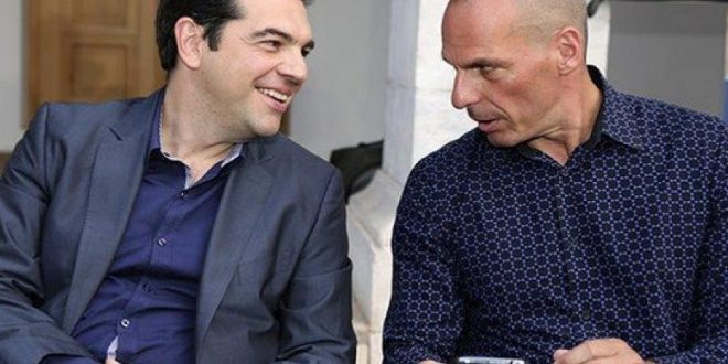 "Firestorm as Greek politicians discover Varoufakis' ""Adults in the Room"""