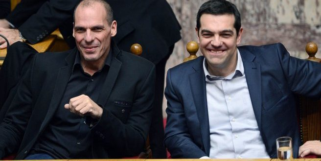 "PM Tsipras on Varoufakis' Plan B ""It was so vague, it wasn't worth even talking about it"""