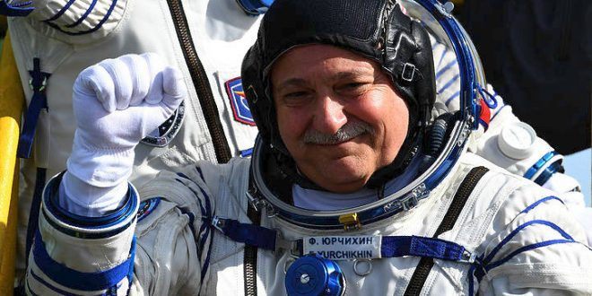 Russian-Greek cosmonaut Yurchikhin Grammatikopoulos to make 6h space walk
