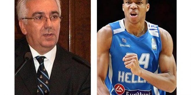 Greek academic at UCL in racist rant against Antetokounmpo