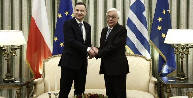 President Duda promises Poland will strive to resolve conflicts in the Balkans