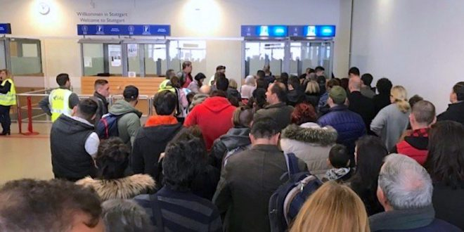 Greeks angered and humiliated after German decision to suspend Schengen at airports