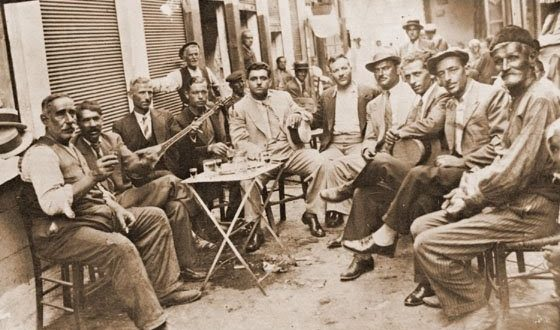 Rebetiko has been inscribed on the UNESCO representative List of the Intangible Cultural Heritage of Humanity