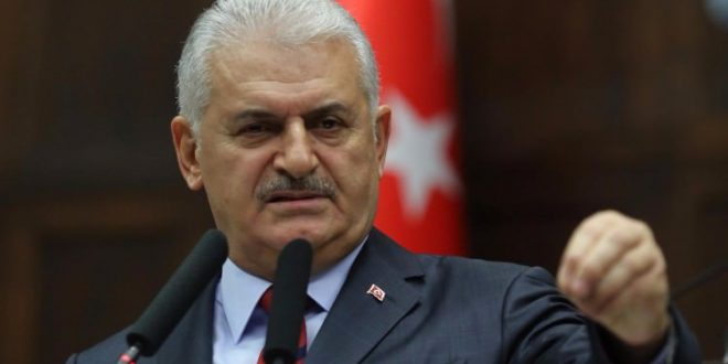 "Raving Turkish PM claims ""132 islets in the Aegean are in dispute"""