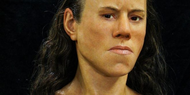 """Avgi"", the girl that lived 9,000 years ago: Greek and Swedish experts reconstruct her face"
