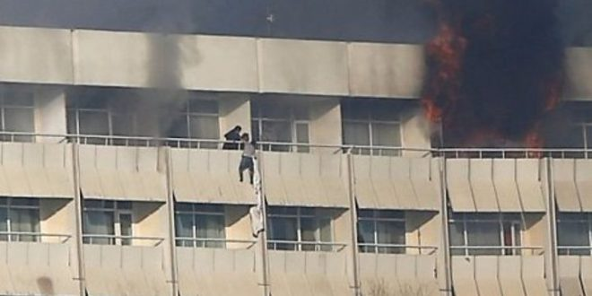 UPD Two Greek pilots survive Kabul hotel attack, FM does not confirm death of another Greek